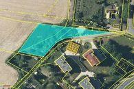 Prodej st. pozemků 2.676 m2, Kunín